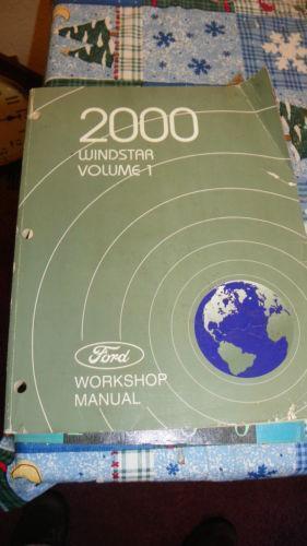 2000 Ford Windstar Radio Wiring Diagram
