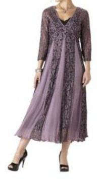 Womens Plus Size Mid Calf Dresses | eBay