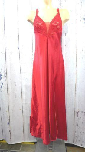 Floor Length Nightgown Clothing Shoes  Accessories  eBay