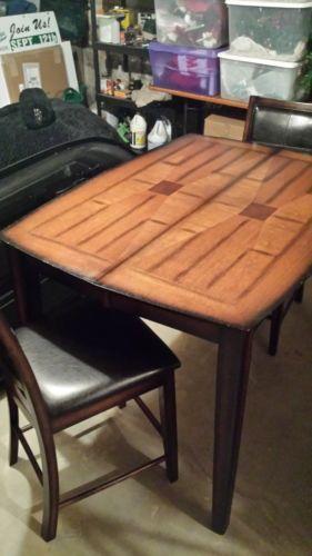 pub kitchen table set backsplashes in kitchens used tables | ebay