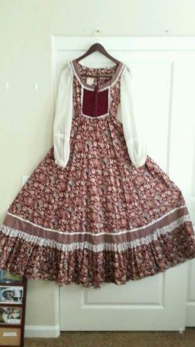 Gunne Sax Clothing Shoes  Accessories  eBay