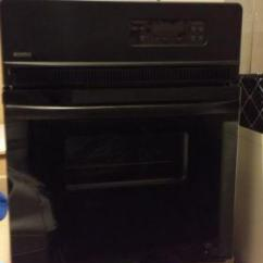 Kitchen Aid Electric Range Appliance Brands Used Oven   Ebay