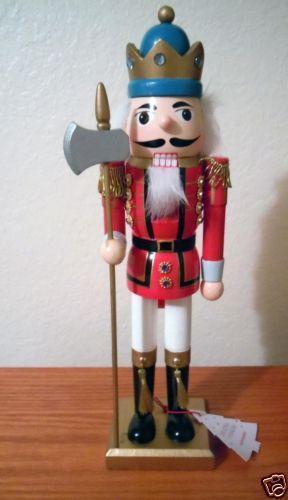 Tall Nutcracker EBay