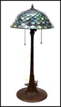Antique Tiffany Lamp Shade   eBay