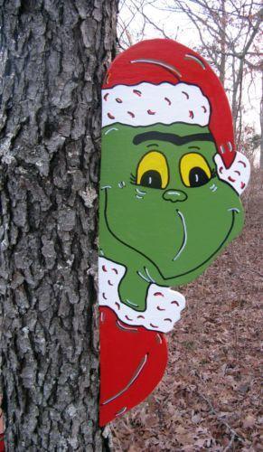 Grinch Christmas Tree EBay