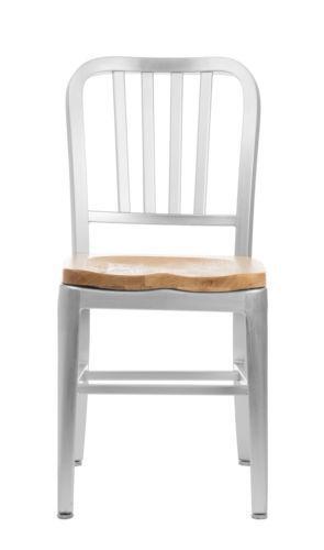 Aluminum Navy Chair  eBay
