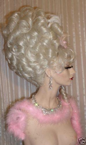 updo wig