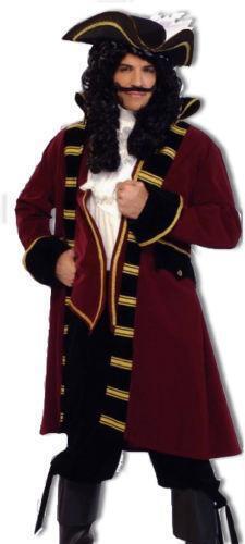 Captain Hook Costume Mens eBay