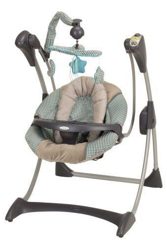 Graco 6 Speed Swing  eBay