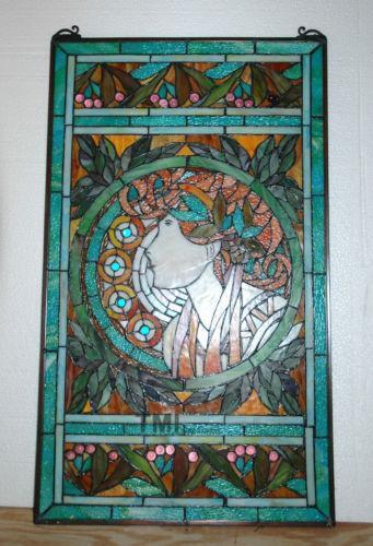 Tiffany Window Panel EBay