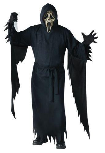 Scream Costume eBay