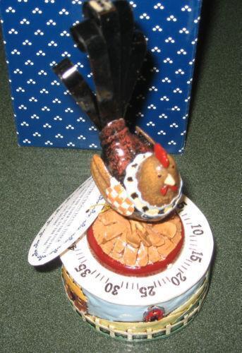 Rooster Kitchen Timer  eBay