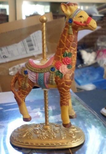 Carousel Animals  eBay
