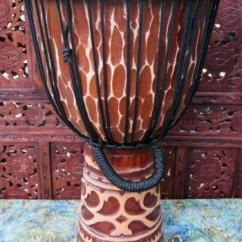 Z Chair For Sale Ergonomic Request Letter African Bongo Drums | Ebay
