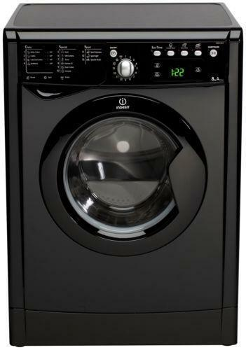 New Black Washing Machine  eBay