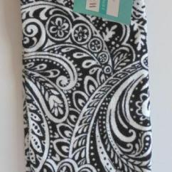 Terry Kitchen Towels Remodeling Pittsburgh Black And White | Ebay