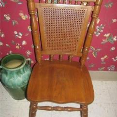 Used Oak Table And Chairs Small Lift Recliners Tell City Furniture   Ebay