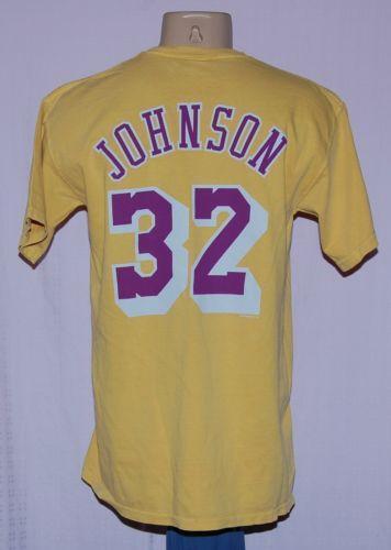Lakers Hardwood Classic Jersey EBay