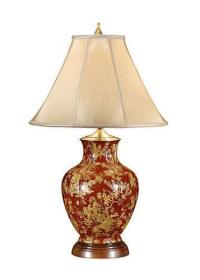 Oriental Table Lamp | eBay