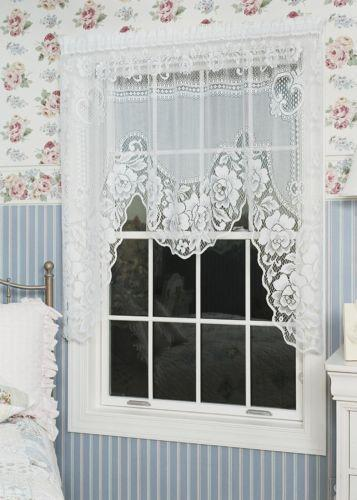 Victorian Lace Curtains  eBay