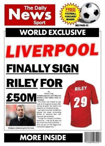 Liverpool Birthday Card EBay