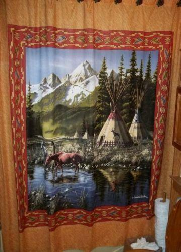 Southwestern Curtains  eBay