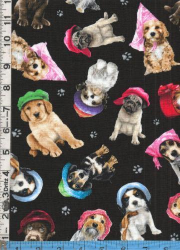 Dog Paw Print Fabric EBay