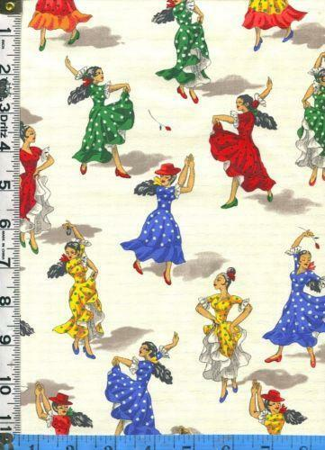 Spanish Fabric  eBay