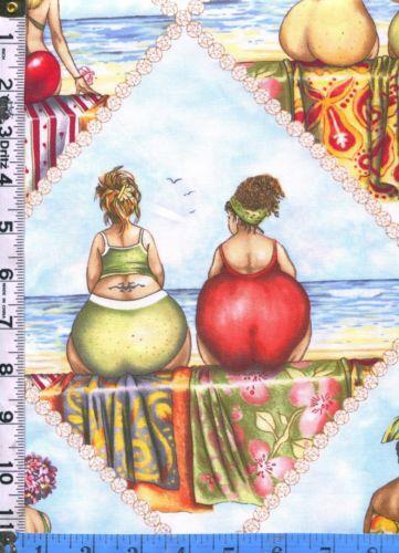 Fruit Ladies Fabric  eBay