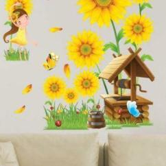 Rooster Kitchen Rug Appliance Covers Sunflower Decor | Ebay