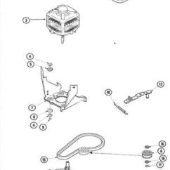 Ge Front Load Washer Diagram Mcdonnell Miller Speed Queen Parts | Ebay