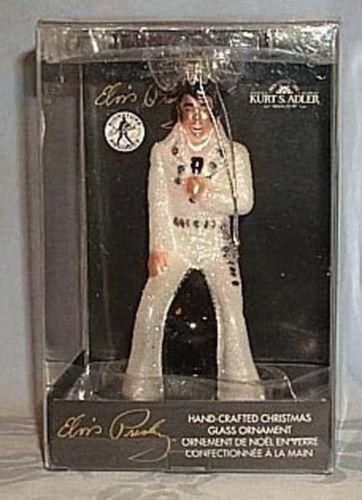 Elvis Ornament EBay