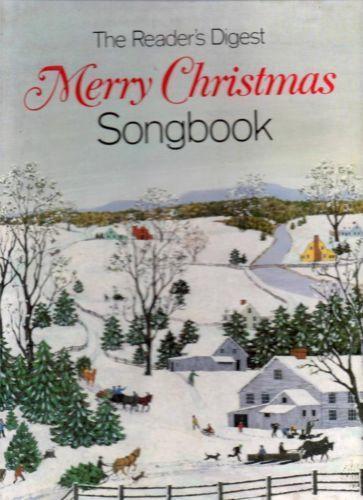 Readers Digest Merry Christmas Songbook EBay