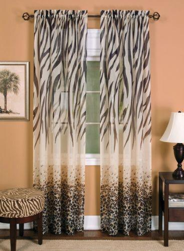 Animal Curtains For A Grooming Shop