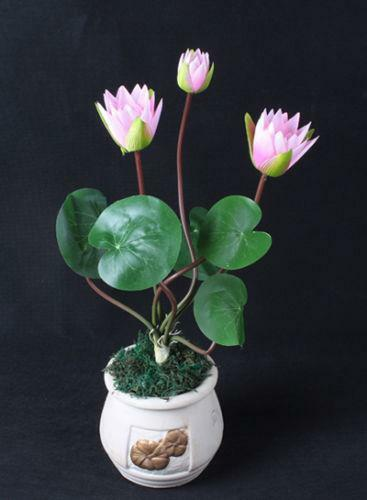 Artificial Water Lily  eBay