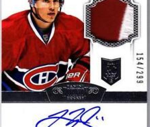Hockey Card Patch