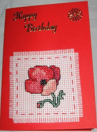 Cross Stitch Cards Gift Cards Amp Sewing EBay