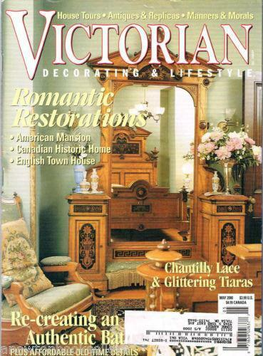 Victorian Decorating Magazine  eBay