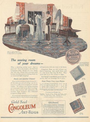 Linoleum Rug  eBay