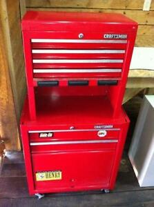 Craftsman Stand Up Tool Box