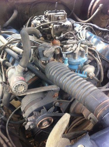 ford 289 distributor wiring diagram shower extractor fan light 351 engine | ebay