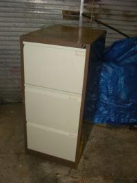 Bisley Metal Filing Cabinet