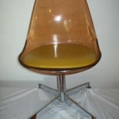 High Bar Stool Chairs Zebra Chair Vintage Lucite | Ebay