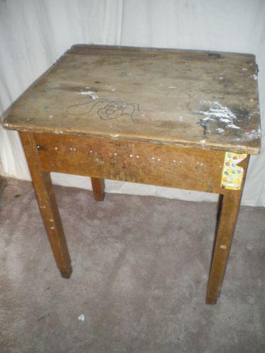 Childrens School Desk EBay