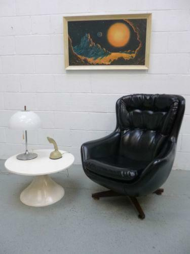 egg chairs ikea amish furniture 3 in 1 highchair swivel chair | ebay