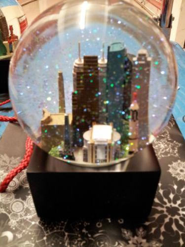 Saks Fifth Avenue Snow Globe EBay