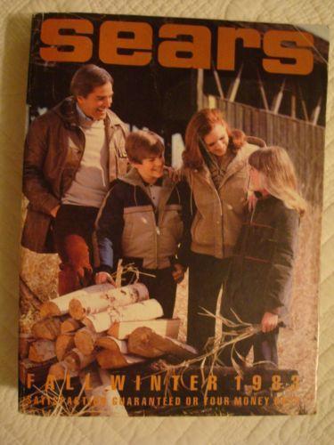 Sears Catalog 1983 EBay