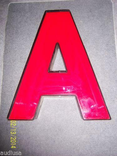 Neon Letters Collectibles  eBay