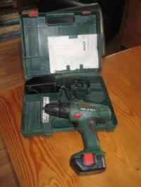 Bosch Akkuschrauber PSR 12 | eBay
