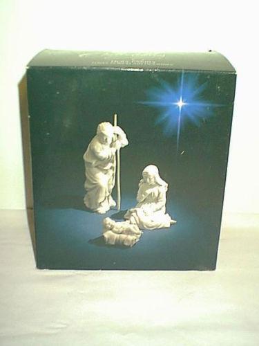 Avon Nativity Holy Family EBay